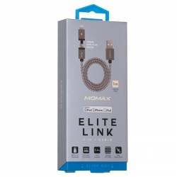 Momax Elite Link DL4 Micro USB + Lightning 1M