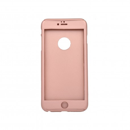 Mega 8 iPhone 6 Plus Smart Case with Tempered Glass Film