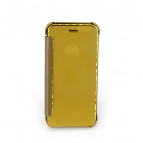Mega 8 iPhone 6 Plus Mirror PU Flip Cover