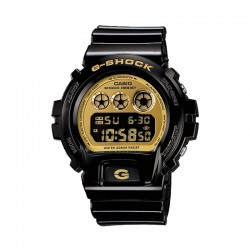 Casio G-Shock Digital Watch DW-6900CB-1DS BLACK & GOLD