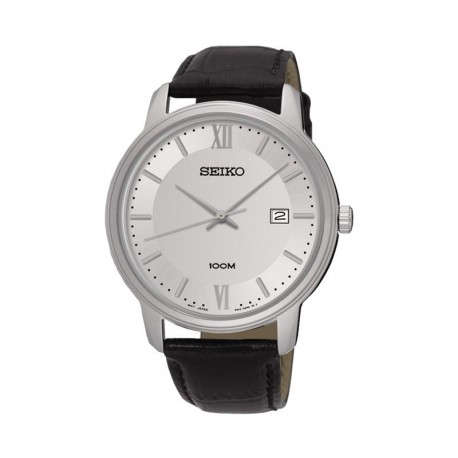 Seiko 新古典男裝錶 SUR201P1