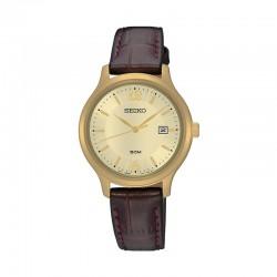 Seiko Solar Quartz Watch SUP302P1