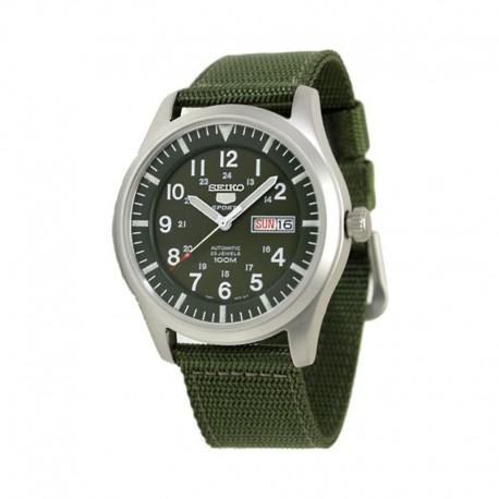 seiko 5 military automatic watch snzg09k1 128online wrist watches