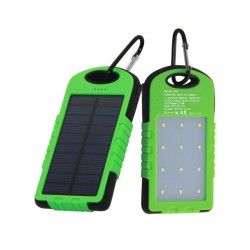 A50 Solar Power Bank 8000mah
