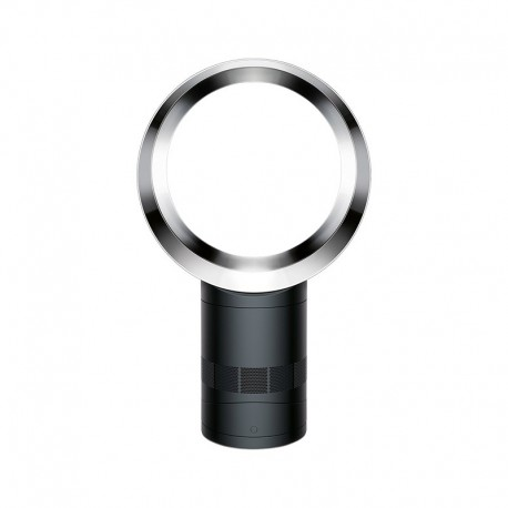 DYSON BLADLESS FAN AM06 BLACK NICKEL
