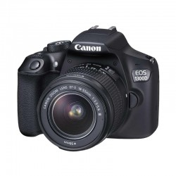 CANON EOS 1300D with EF-S 18-55mm Lens Kit