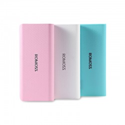 Romoss Sense 4 LED PHP50 10400mAh Power Bank