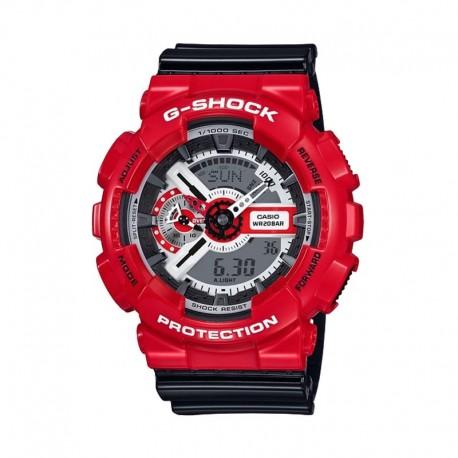 Casio G-Shock GA-110RD-4ADR 數碼手錶