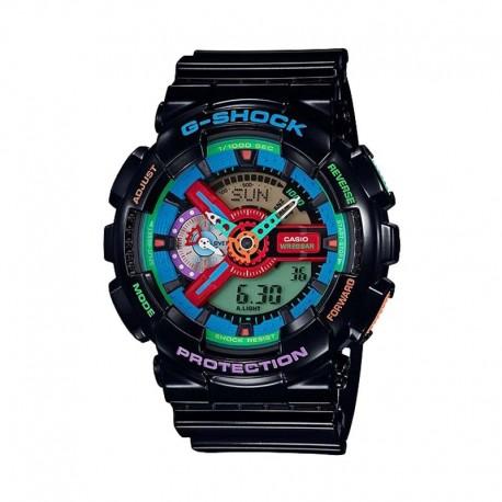 Casio G-Shock GA-110MC-1ADR 數碼手錶