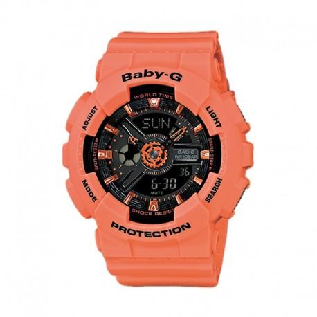 Casio Baby G BA-110-4A2DR 數碼手錶