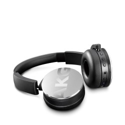 AKG Y50BT On Ear Headset (Silver)