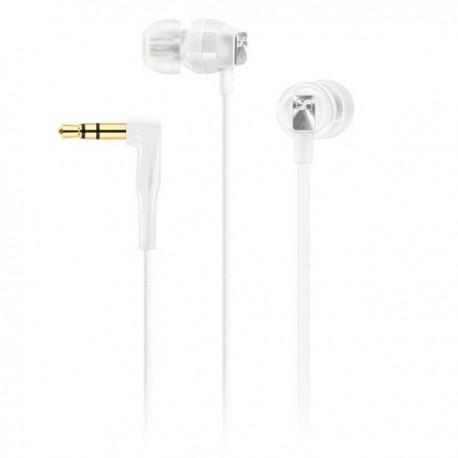 Sennheiser 入耳式耳機 CX 3.00 (白色)