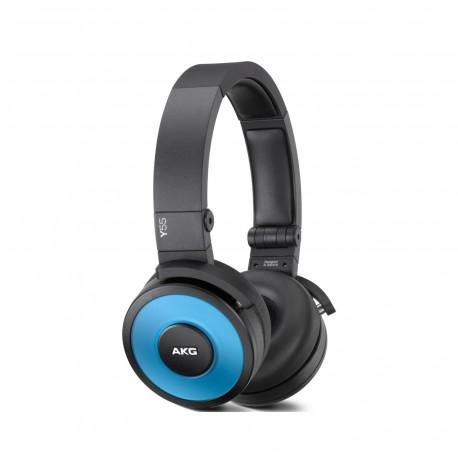 AKG Y55 貼耳式耳筒 (藍色)