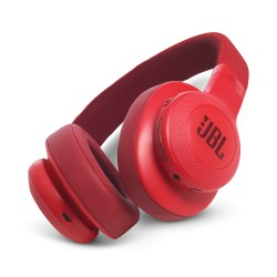 JBL E55BT On Ear Headphone (Red)