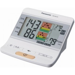 PANASONIC EWBU55W WRIST BLOOD PRESSURE MONITOR