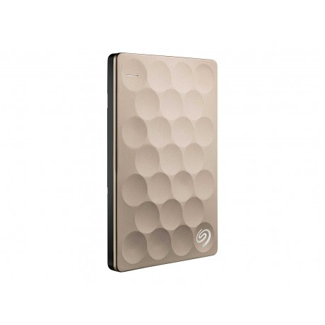 "Seagate Backup Plus Ultra Slim 2.5"" 1 TB Gold"