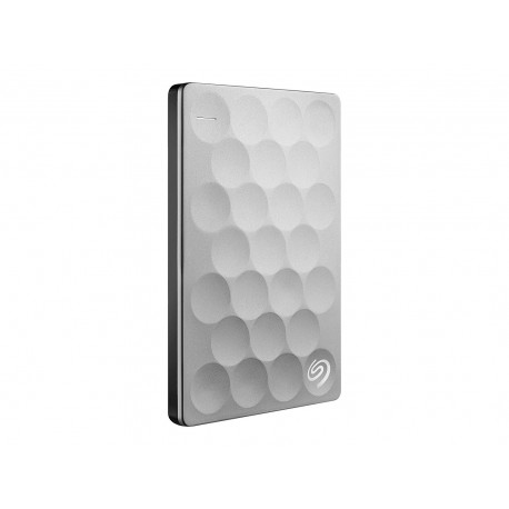 "Seagate Backup Plus Ultra Slim 2.5"" 1 TB Silver"
