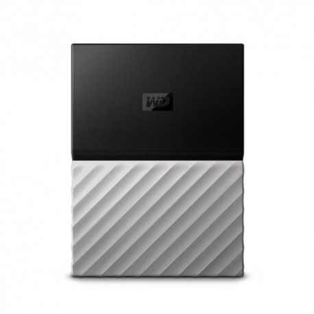 "Western Digital My Passport Ultra 2.5"" USB3.0 4 TB (Black + Silver)"