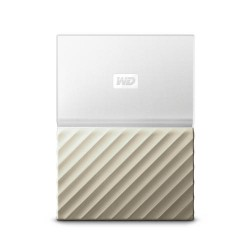 "Western Digital My Passport Ultra 2.5"" USB3.0 4 TB (White + Gold)"