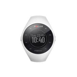 POLAR M200 GPS 光學心率跑步手錶 M/L碼 140-200MM (白色)
