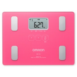 OMRON BODY COMPOSITION MONITOR HBF216 PINK