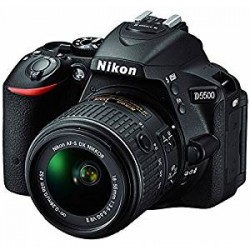 Nikon D5500 18-55mm Kit DSLR
