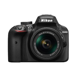 Nikon D3400 With 18-55mm Kit