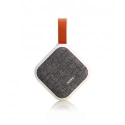 REMAX 布藝藍芽喇叭 RM-M15 白色