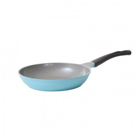 CHEF TOPF LA ROSE 28CM FRYING PAN BLUE