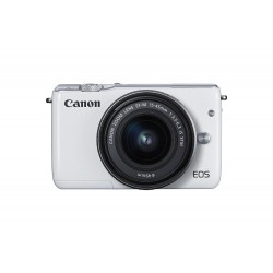 CANON EOS M10 WITH EF-M 15-45MM