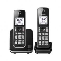 PANASONIC KXTGD312HKB DECT PHONE