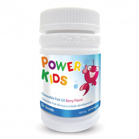 Dr. Smith Power Kids