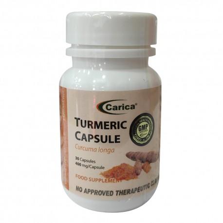 TURMERIC 30S CAPSULE
