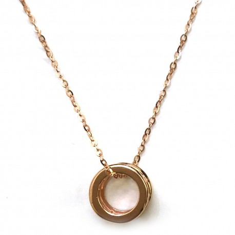 18K ROSE GOLD CHAINS 124203