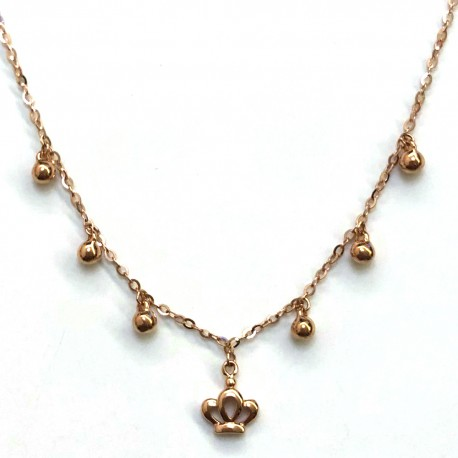 18K ROSE GOLD CHAINS 123913
