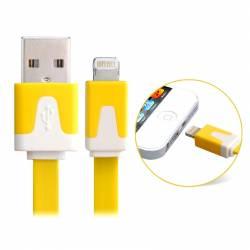Mega 8 Flat Mini USB Cable for iPhone